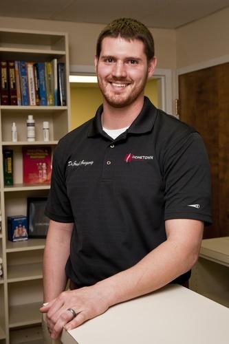 Dr. Joshua Gregory